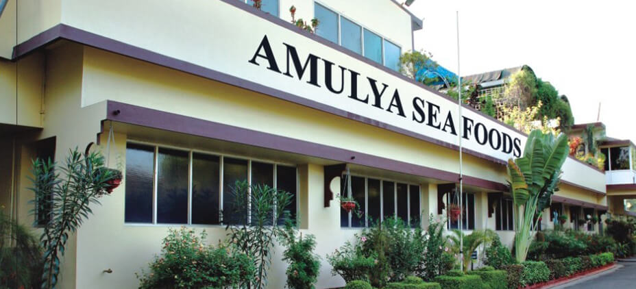 Aquisition of Amulya sea foods