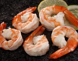 Blanched PD Shrimps